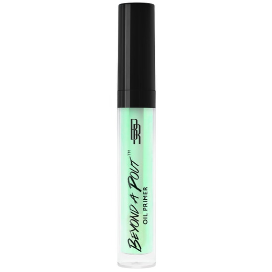 Black Radiance Beauty | Beyond A Pout Oil Primer - Mint Kisses - Product front facing cap fastened, with white background