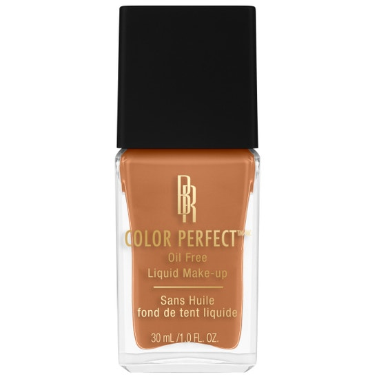 Black Radiance Beauty | COLOR PERFECT LIQUID MAKE-UP-Allspice - Product front facing with white background