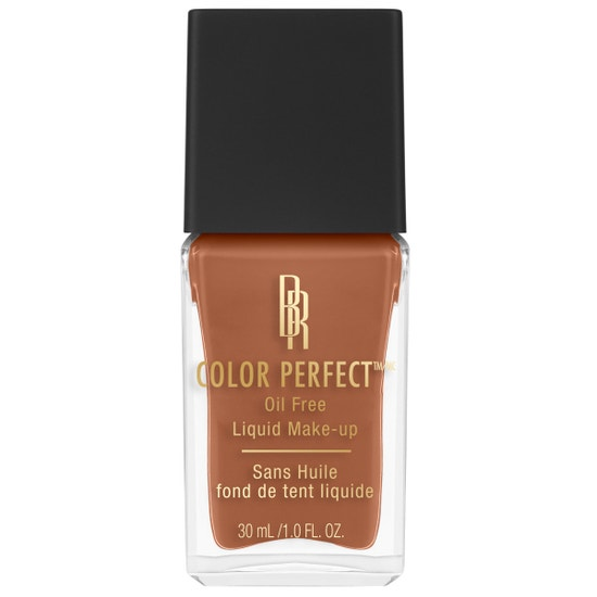 Black Radiance Beauty | COLOR PERFECT LIQUID MAKE-UP-Nutmeg - Product front facing with white background