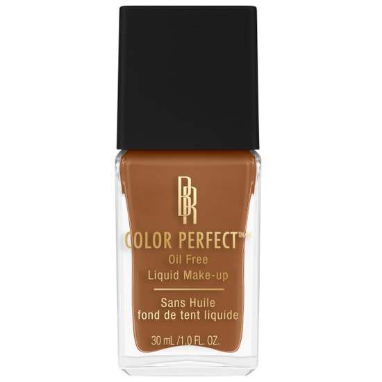 Black Radiance Beauty | COLOR PERFECT LIQUID MAKE-UP-Brown Olive - Product front facing with white background