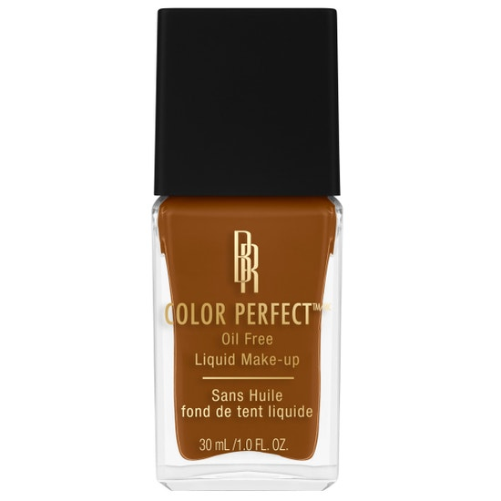 Black Radiance Beauty | COLOR PERFECT LIQUID MAKE-UP-Deep Amber - Product front facing with white background