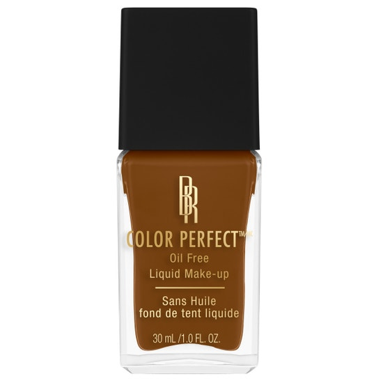 Black Radiance Beauty | COLOR PERFECT LIQUID MAKE-UP-Toffee - Product front facing with white background