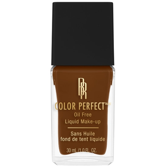 Black Radiance Beauty | COLOR PERFECT LIQUID MAKE-UP-Double Fudge - Product front facing with white background