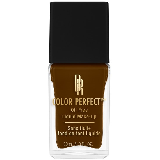 Black Radiance Beauty | COLOR PERFECT LIQUID MAKE-UP-Haute Chocolate - Product front facing with white background
