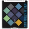 Black Radiance Beauty | Eye Appeal Shadow Palette - Out of the Blue - Product front facing with white background