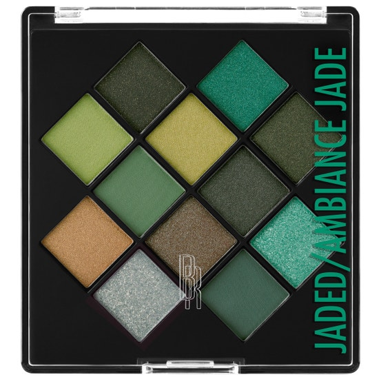 Black Radiance Beauty | Eye Appeal Shadow Palette - Jaded - Product front facing with white background