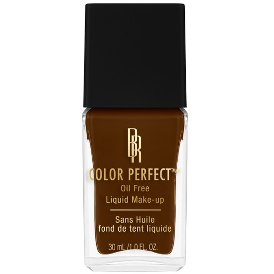 Black Radiance Beauty | COLOR PERFECT LIQUID MAKE-UP-Dark Chocolate- Product front facing with white background