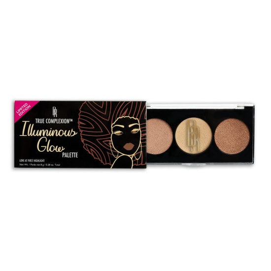 Black Radiance | True Complexion™ Illuminous Glow Palette - Product front facing with sleeve with no background