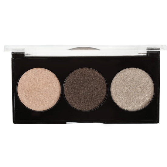 Black Radiance | True Complexion™ Illuminous Glow Palette - The Price is Highlight  - Product front facing lid open with no background