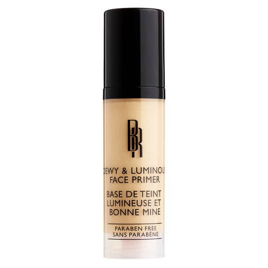 Black Radiance | Dewy & Luminous Face Primer - Product front facing cap fastenend, with no background