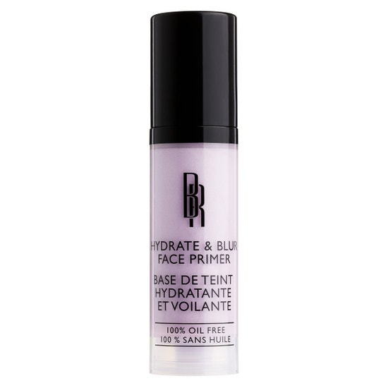 Black Radiance | Hydrate & Blur Face Primer - Product front facing cap fastened, with no background