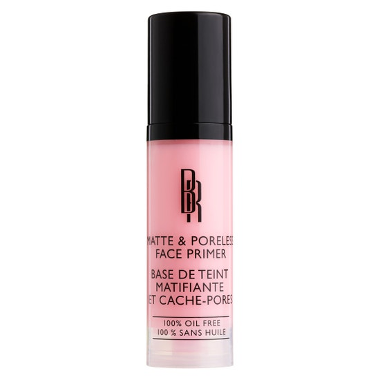 Black Radiance | Matte & Poreless Face Primer - Product front facing cap fastened, with no background