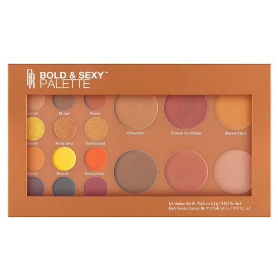 Black Radiance Beauty | Bold & Sexy Palette - Product front facing with white background