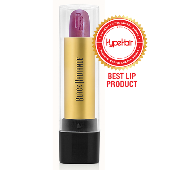Black Radiance Beauty | PERFECT TONE LIP COLOR - Purple Passion - Product front facing with white background