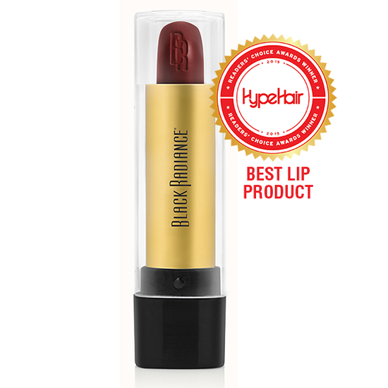 Black Radiance Beauty | PERFECT TONE LIP COLOR-Reggae Red - Product front facing with white background