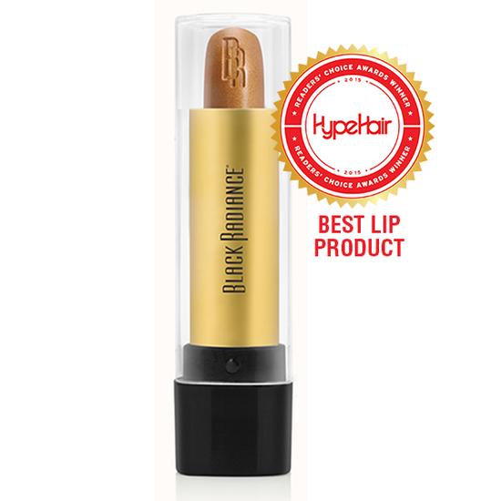 Black Radiance Beauty | PERFECT TONE LIP COLOR-Molten Bronze - Product front facing with white background