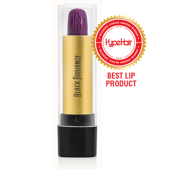 Black Radiance Beauty | PERFECT TONE LIP COLOR-Plum Orchid - Product front facing with white background