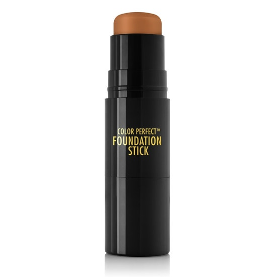 Black Radiance Beauty | Color Perfect Dark Foundation Stick - Bronze Glow - Product front facing, no cap, with white background