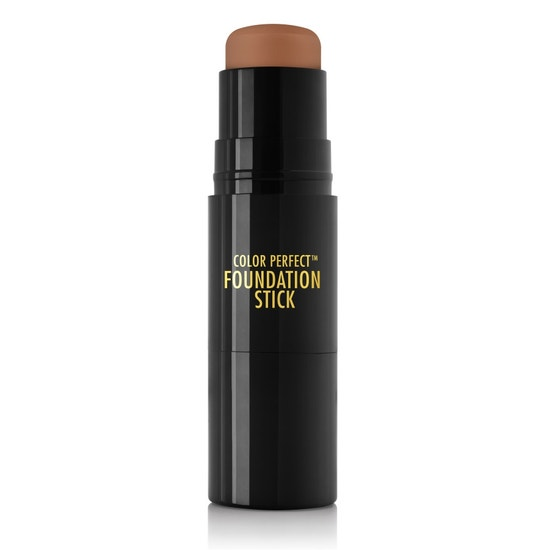 Black Radiance Beauty | Color Perfect Foundation Stick- Brownie - Product front facing, no cap, with white background