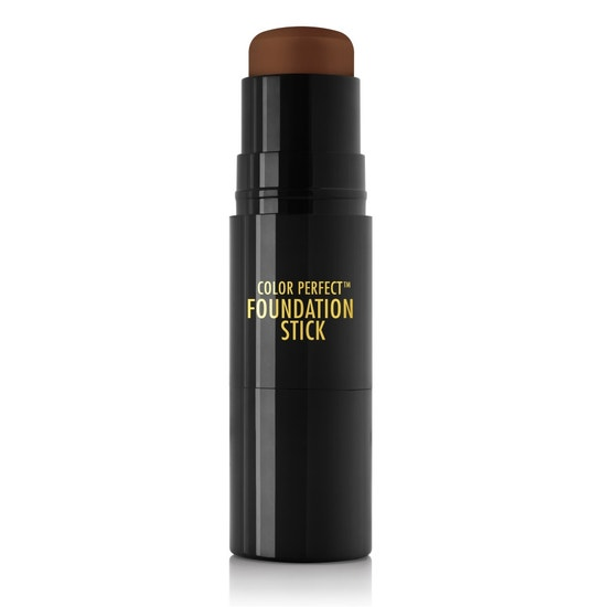 Black Radiance Beauty | Color Perfect Foundation Stick- Cocoa Bean - Product front facing, no cap, with white background