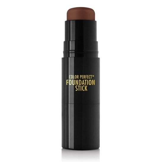 Black Radiance Beauty   Color Perfect Foundation Stick - Espresso - Product front facing, no cap, with white background