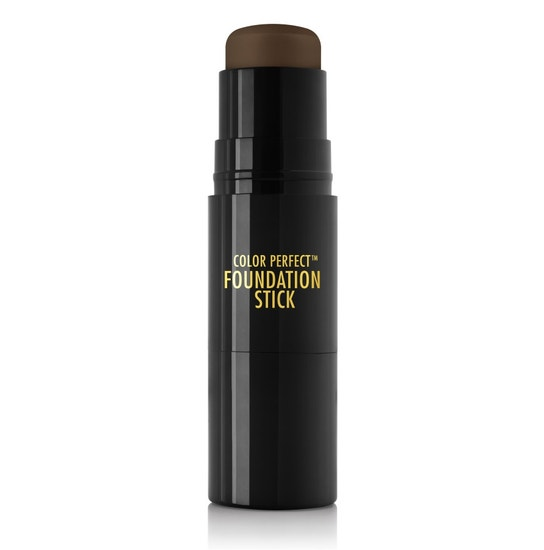 Black Radiance Beauty | Color Perfect Foundation Stick- Chocolate Dipped - Product front facing, no cap, with white background