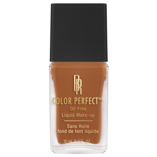 Black Radiance Beauty | COLOR PERFECT LIQUID MAKE-UP-Brownie - Product front facing with white background