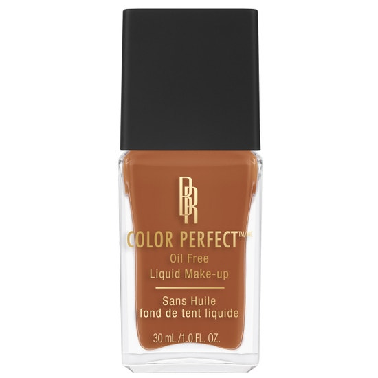 Black Radiance Beauty | COLOR PERFECT LIQUID MAKE-UP- Espresso - Product front facing cap fastened, with white background