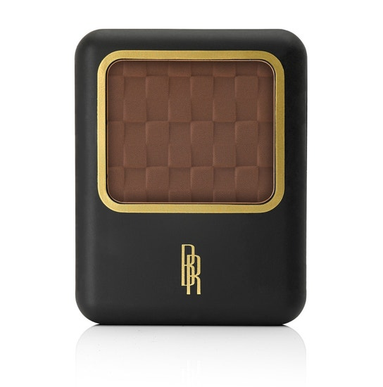 Black Radiance Beauty | PRESSED POWDER - Black Coffee (Deep) - Product front facing with white background