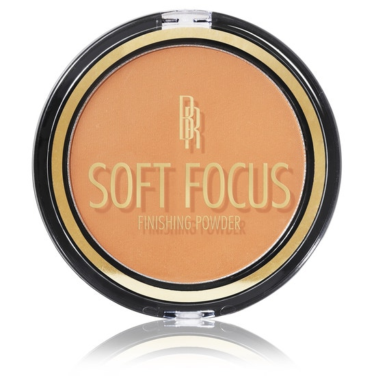 Black Radiance Beauty | TRUE COMPLEXION SOFT FOCUS FINISHING POWDER - Golden Almond Finish - Product front facing with white background