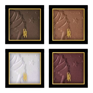 Black Radiance | Color Perfect Highlighting Powder Kit - Products front facing with caps fastened, with white background