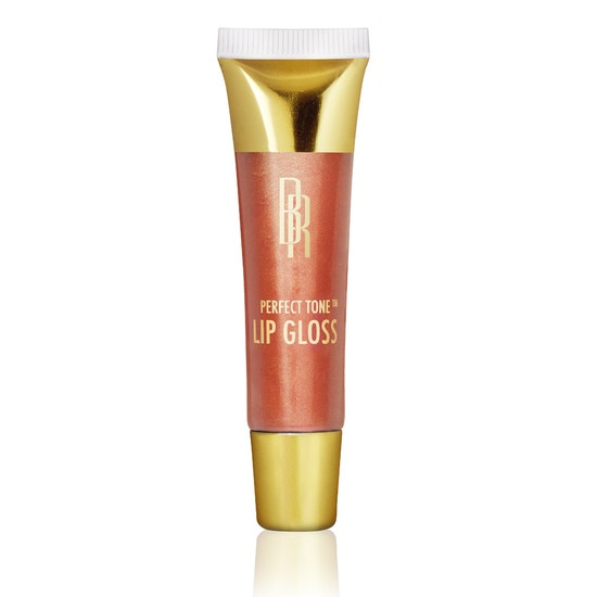 Black Radiance Beauty | PERFECT TONE LIP GLOSS - Caramel Kiss - Product front facing with white background