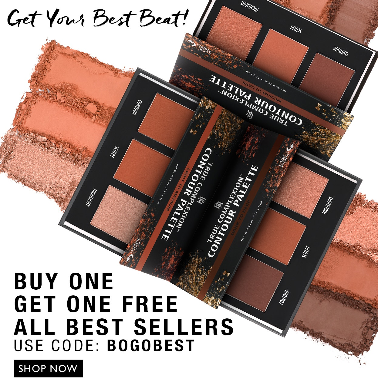 Get Your Best Beat! Buy One Get One Free All Best Sellers - Use Code: BOGOBEST