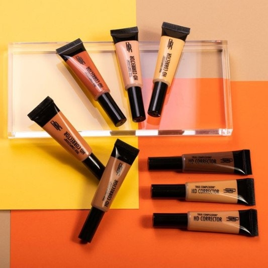 Black Radiance HD Color Correctors